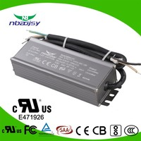 single output typle and CC 80W waterproof led driver 1800ma