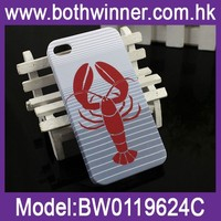 Lobster Design shell cover for mobile phone