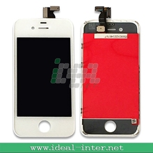for iphone 4s completo lcd vetro schermo touchscreen frame