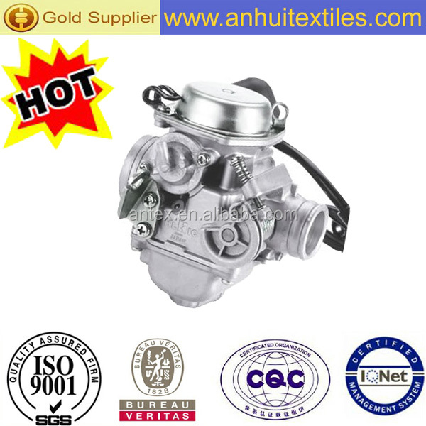 Hot sale good quality motorcycle carburetor for GY6 ATV / motorcycle carburator