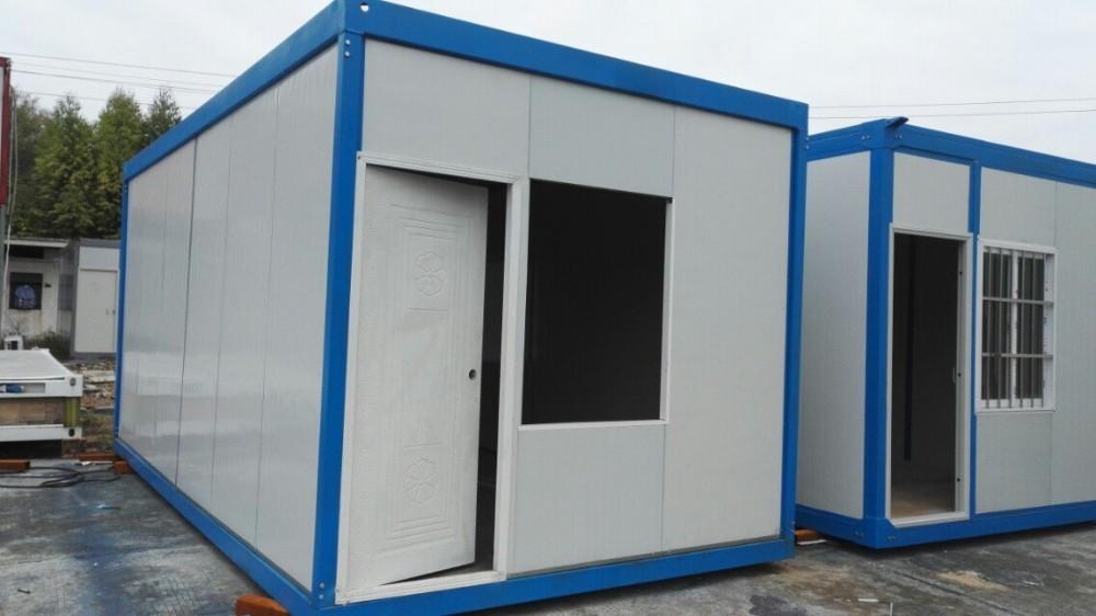 Ce certification economic detachable container demountable - Mobil home economicos ...