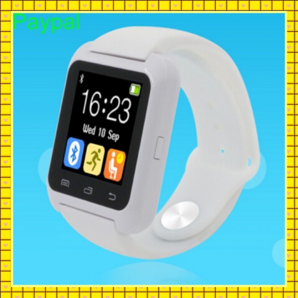 2016 Touch screen Drink water remind small watch mobile phone