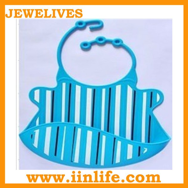 100% Food grade high quality fancy soft silicone best baby bibs