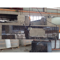 Tropic Brown granite veneer countertop