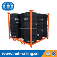 Type pallet rack ,warehouse tire racking,stillages ,truck tire rack