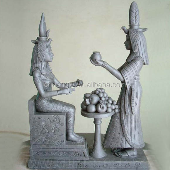Egyptian Figurines, Egyptian Statue , Egyptian Toy