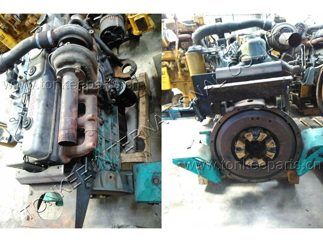 Good used 6D34 Complete engine assy& engine assy for KOBELCO Excavator