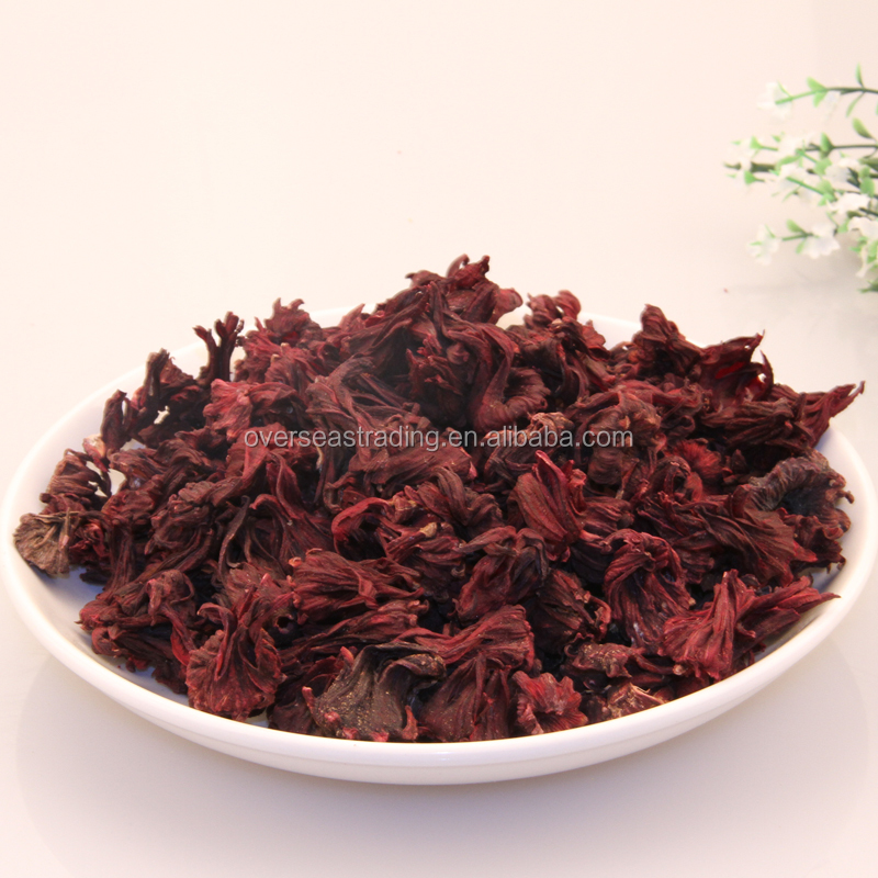 Good quality Roselle flower/100% natural Hibiscus sabdariffa