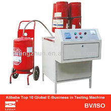 Fire Extinguisher Cylinder Drying Machine / Fire Extinguisher Drying Machine/Bottle Drying Machine