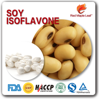 Health Products OEM Anti-aging and Beauty Isoflavone Softgel Capsules