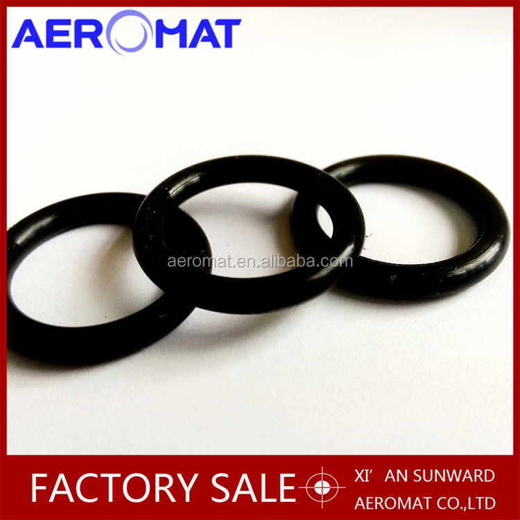 Aeromat switches and capacitors seal DuPont viton fluoro compound rubber o ring rubber stopper