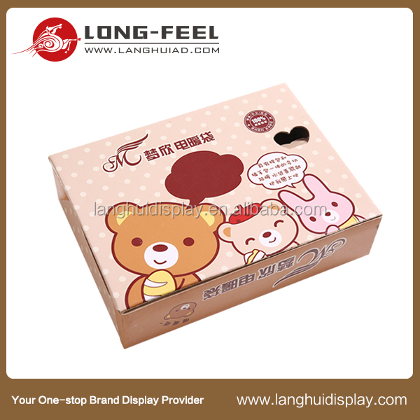 package box for electric thermal bag heating pad