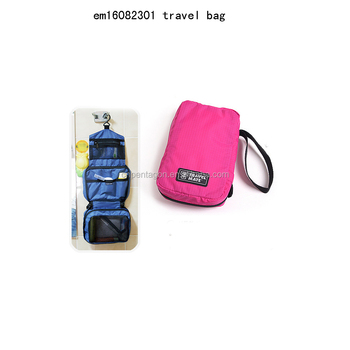 Hot sale multifunctional handbag travel small bag storage bag
