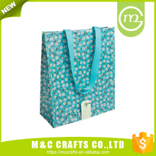 Newest design top quality collapsible shopping bag