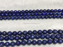 10mm 12mm round faceted dyed lapis lazuli beads loose gemstone price list