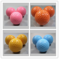 Used bulk golf range balls