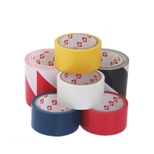 Self Adhesive Protective PVC Film Yellow Floor Marking Tape for Warning Dangerous