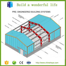 Steel garage prefabricated construction garbage room for sale