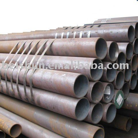 st42 seamless carbon steel pipe