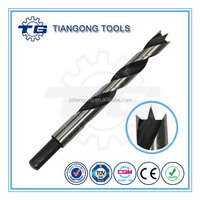 TG Tools Standard Size 1-10mm low price hss m42 wood drill bit with BSCI/CE/ROHS/ISO