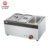 Counter top food warmer bain marie