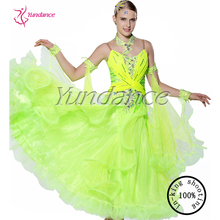 2016 Hot Sale Indian Girls Ballroom Dance Dress B-11420