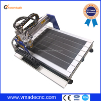 cnc engraving router 6090/cnc cutting machine/ advertising cnc router 600x900 in wood router