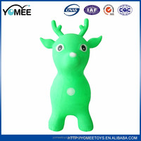 Kids Inflatable Animal Toy jumping horse , horse riding toy, horse toy
