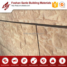 Types of villa decoration stone and rock panel wall cladding