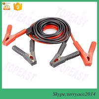 200AMP Car Truck Van Suv Jumper Cables Power Booster for South America