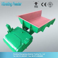 China Motor Vibrating Feeder