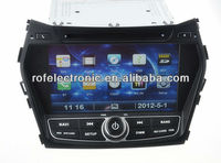 CAR VIDEO DVD WITH GPS FOR HYUNDAI IX45 / SANTA FE 2013