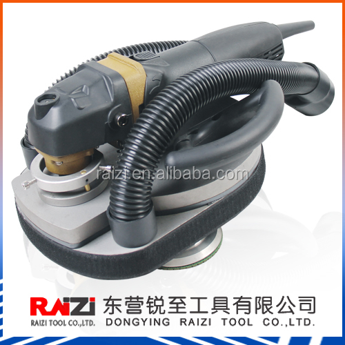 Raizi 1200W Three-head planetary polisher for stone/concrete