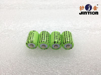 NiMH rechargeable battery 1.2v 1/3AAA 80mah 16.0 mm height 10.5mm diameter