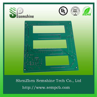 FR-4 Printed Circuit Board, 4 layers ENIG laptop notebook motherboard