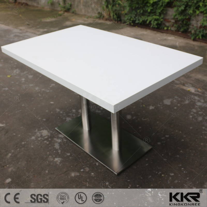 Top Upscale Modern marble Dinning Table Set Dining Room Furniture