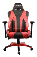 soleseat fashionable New style racing seat office for heavy use with PU leather