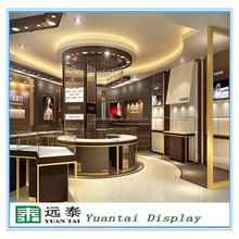 Luxury jewellery shops interior counter design images