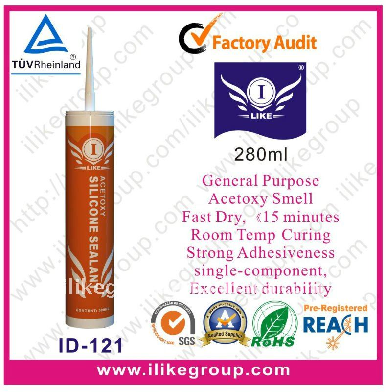Fast Dry Silicone Sealant