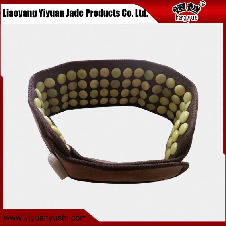 Factory wholesale directly detoxification reduce inflammation negative ion jade belt