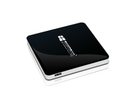 Super Slim Intel Win 8.1 OS Intel Quad-Core 1.83Ghz X86 Mini PC Box all in one pocket pc mini laptop with HDMI port