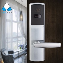 hotel room control system smart card lock system rfid door lock