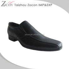 Cheap European Style Popular Folding Leather Shoes Men