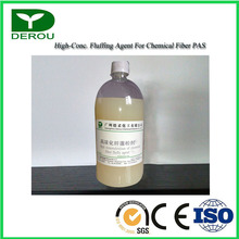 Textile Chemical High-Conc. Fluffing Agent For Chemical Fiber PAS for cotton, polyester, nylon and acrylic fiber