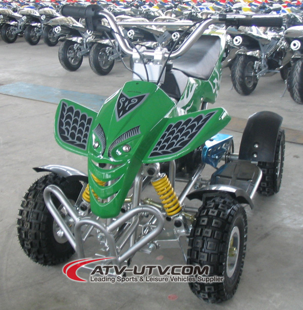 High Quality four wheelers gas powered 49cc mini atv for kids (AT0493)