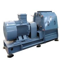 Hot Sale automatic small ce sheep feed hammer mill equipment