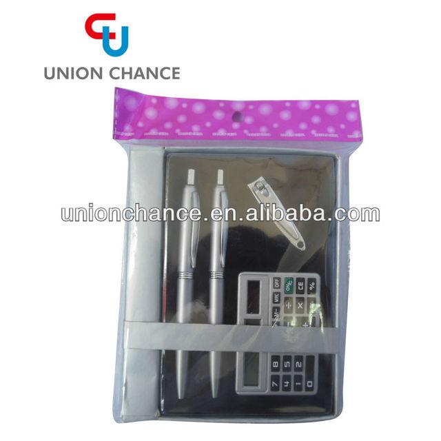Pen and calculator Set,Nice Business Gift Pen Set