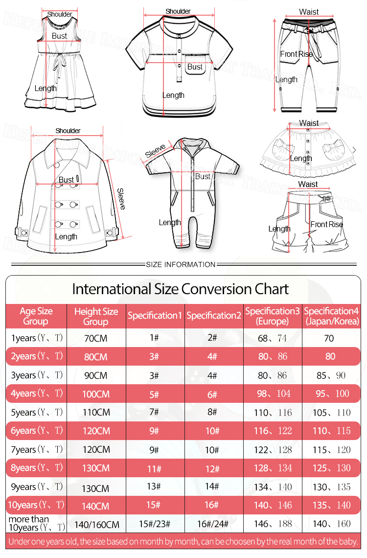 2019 hot sale cheap online korean style cotton baby clothes rompers