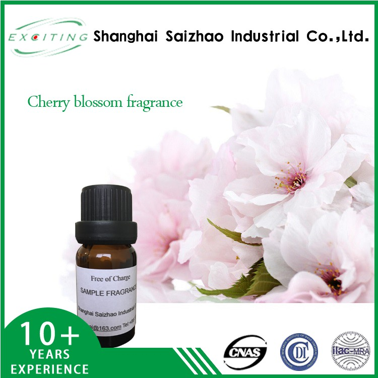 Perfume Oil Cherry Blossom Essence