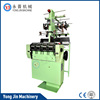 High efficiency narrow fabric braiding machine